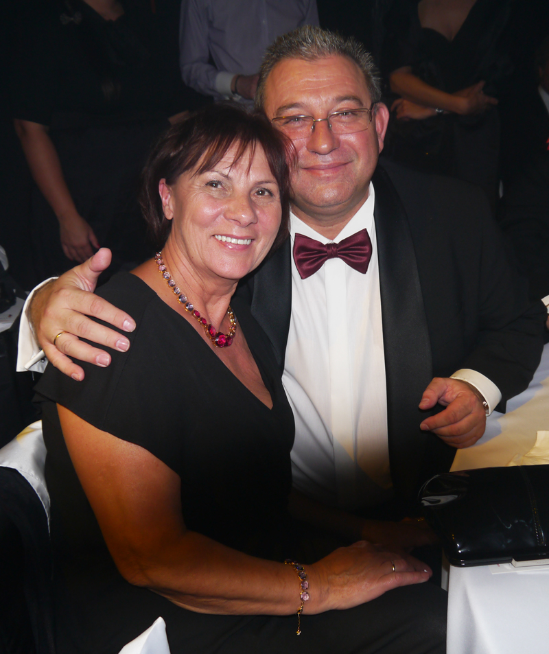Ulrich und Zyta Bittner